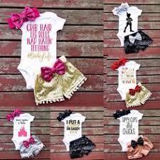 Details about <b>3pcs Newborn Baby</b> Boy Girl Romper Bodysuit ...