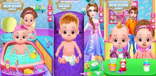 Princess Mom Dad & Newborn Twins Babies <b>Care</b> Games - Apps on ...