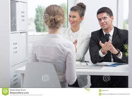 candidate during successful job interview stock photo image candidate during successful job interview