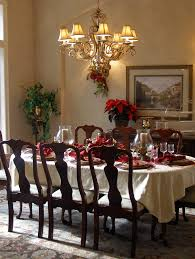 Christmas Dining Room 22 Awesome Images Chistmas Dining Table Dining Decorate