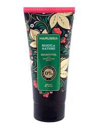 Бессульфатный <b>шампунь для нормальных волос</b>, 200 мл Маруся ...