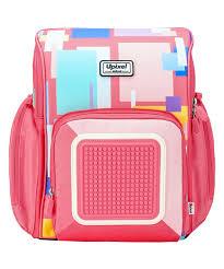 <b>Ранец школьный Pixel</b> WY-U18 Funny Square School Bag, 80978 ...