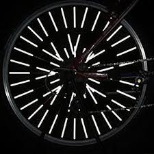<b>Bicycle</b> Lights & Reflectors Sporting Goods 12PCS <b>Cool</b> Clip <b>Spoke</b> ...