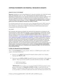 sample nih cover letter cover letter sample  grant
