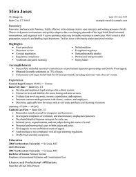 law resume sample attorney resume format legal resume format