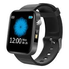 2020 <b>T68 Smart Watch</b> Men Body Heart Rate Blood Pressure ...
