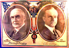 Harding-Coolidge