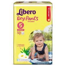 Подгузники-<b>трусики LIBERO Dry</b> Pants   Отзывы покупателей