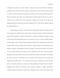 antigone essay topics write my essay antigone essay topics  however antigone cannot let