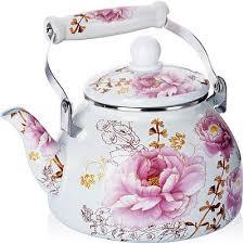 <b>Чайник эмалированный 2.5</b>л Mayer&Boch Цветы MB-27496 ...