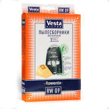 <b>Vesta</b> filter RW09 <b>комплект пылесборников</b>, 5 шт