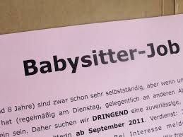 babysitter gesucht a planet on earth advertisements