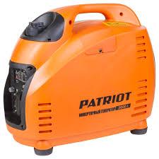 <b>Генератор бензиновый</b> инверторный <b>Patriot</b> 2000I 1.5 кВт в ...