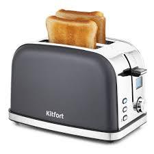 <b>Тостер</b> с автоматическим поднятием тостов <b>Kitfort KT</b>-<b>2036</b>-5 ...