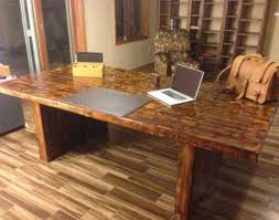 reclaimed wood office desk custom software style new at reclaimed wood office desk design awesome custom reclaimed wood office desk