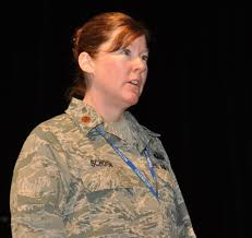 united states africa command air force maj tamara schoon u s africa command s j3 reads her winning