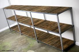 urban industrial reclaimed wood custom furniture brooklyn modern rustic reclaimed wood