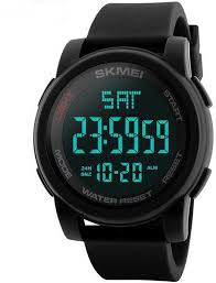 Skmei SKMEI-<b>Men</b>-<b>Sport</b>-LED-<b>Digital</b>-<b>Watch</b>-Water-Resistance ...
