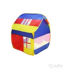 Детская <b>палатка</b> 905M <b>Play Smart</b> Волшебный <b>домик</b> купить в ...