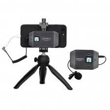 <b>Comica CVM</b>-<b>WS50</b>(C) <b>UHF 6</b>-Channel Wireless Smartphone ...