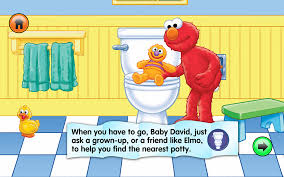 amazon com potty time elmo appstore for android watch video