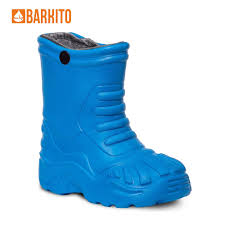 <b>Сапоги для мальчика Barkito</b>, голубые-in Ботинки from Мамам и ...