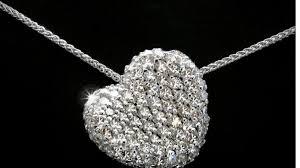 <b>Heart shaped</b> diamond <b>rings</b>, pendants and <b>earrings</b> | Diamondland