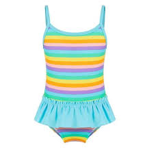 miniatree <b>Swimsuit</b> Girls <b>Toddler One Piece</b> Baby <b>Bathing Suit Kids</b> ...