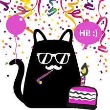 One year Mica, the <b>Hipster Cat</b> Bot — Meow with 250.000 users | by ...