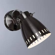 Светильник <b>спот Arte Lamp A2214AP-1SS</b> - купить в интернет ...