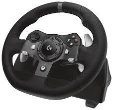 <b>Руль Logitech</b> G <b>G920</b> Driving Force — купить по выгодной цене ...