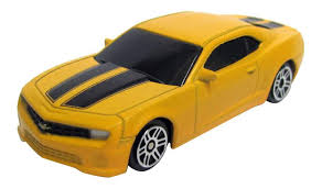 <b>Машина</b> металлическая <b>Uni</b>-<b>Fortune</b> 1:64 Chevrolet Camaro <b>без</b> ...