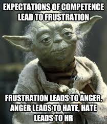 preaching to the choir you are - Says so yoda - quickmeme via Relatably.com