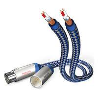 <b>Кабель межблочный INAKUSTIK Premium</b> Audio Cable, XLR, 3.0 м