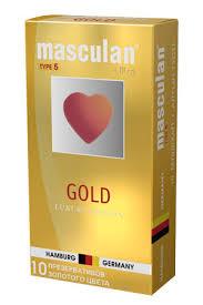 <b>Презервативы masculan 5 Ultra</b> Gold — купить по выгодной цене ...