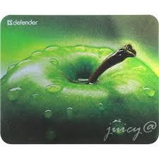 <b>Коврик</b> для мыши <b>Defender Juicy</b>@ 50412 220x180x1мм — купить ...