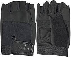 Fingerless Bike Gloves, Shock-Absorbing Half Finger ... - Amazon.com
