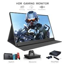 <b>UPERFECT Portable Monitor</b> 15.6 Inch IPS HDR 1920X1080 FHD ...