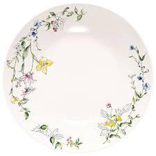 <b>тарелка десертная DOMENIK</b> Wild Botanicals 19см фарфор - Чижик