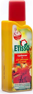 """<b>Удобрение</b> """"Etisso"""", для <b>цветущих</b> комнатных и балконных ..."""