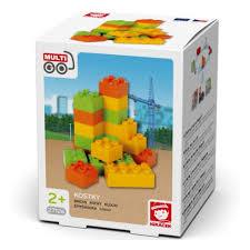 <b>Конструктор EFKO Строительные</b> кубики, 18 штук — купить в ...