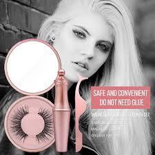 New Trendy <b>Magnetic Liquid Eyeliner &</b> Magnetic False Eyelashes ...