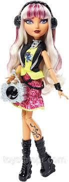Кукла Мелоди Прайпер <b>Ever After High</b> Melody Piper Doll <b>Базовая</b> ...