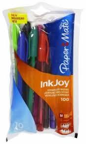 """""""<b>Набор ручек шариковых</b> """"Ink joy"""" (10 цветов) (S0957191)"""" купить ..."""