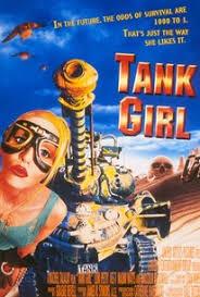 <b>Tank Girl</b> (1995) - Rotten Tomatoes