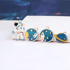 <b>6pcs</b> DIY Cute Panda <b>Enamel Charms</b> Pendants Findings ...
