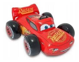 <b>Надувная машина Intex</b> Ride On Тачки <b>57516</b> — купить по ...