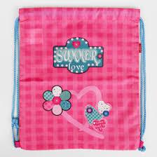 <b>Мешок для обуви</b> 380х320 мм <b>Target</b> «Летняя любовь», розовый ...