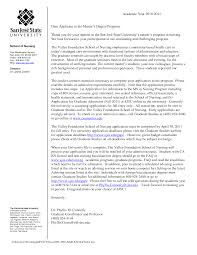 nursing school recommendation letter sample letter lucy nursing school recommendation letter