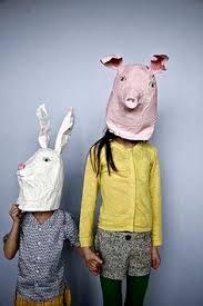 animal <b>masks</b>: лучшие изображения (479) в 2019 г.   <b>Маски</b> ...